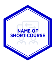 AIM Short Course Digital Badge